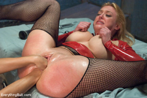 Black stockings and femdom