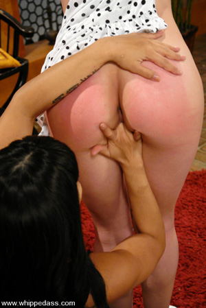 Chubby Ass Slut Big Booty Spanking