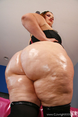 Big Booty BBW Ass Jiggle and Shake
