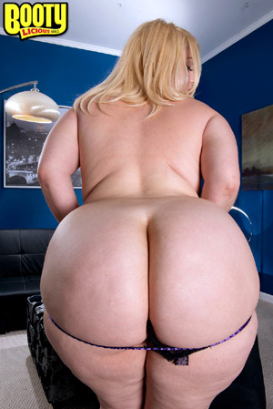 Fat Bubble Ass Shelf Booty BBW