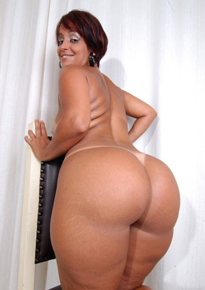 Fat ass brazilian