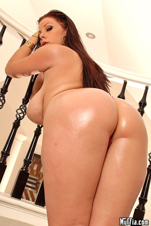 Huge Thick Ass Tanned Booty PAWG