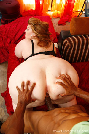 Big Butt Interracial