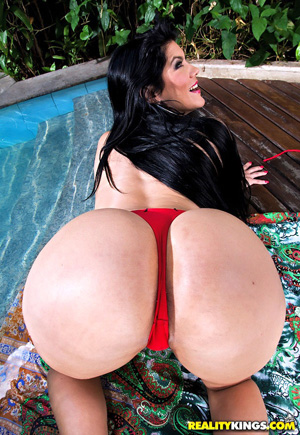 Big Ass Brazillian Porn