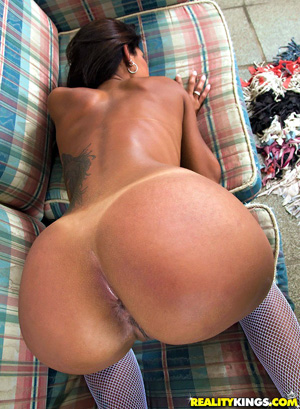 Brazilian pussy and ass