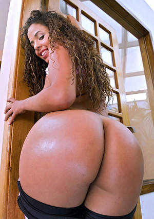 Big Fat Brazilian Butts