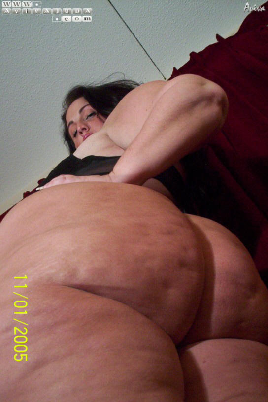 Ass bbw clip fat does