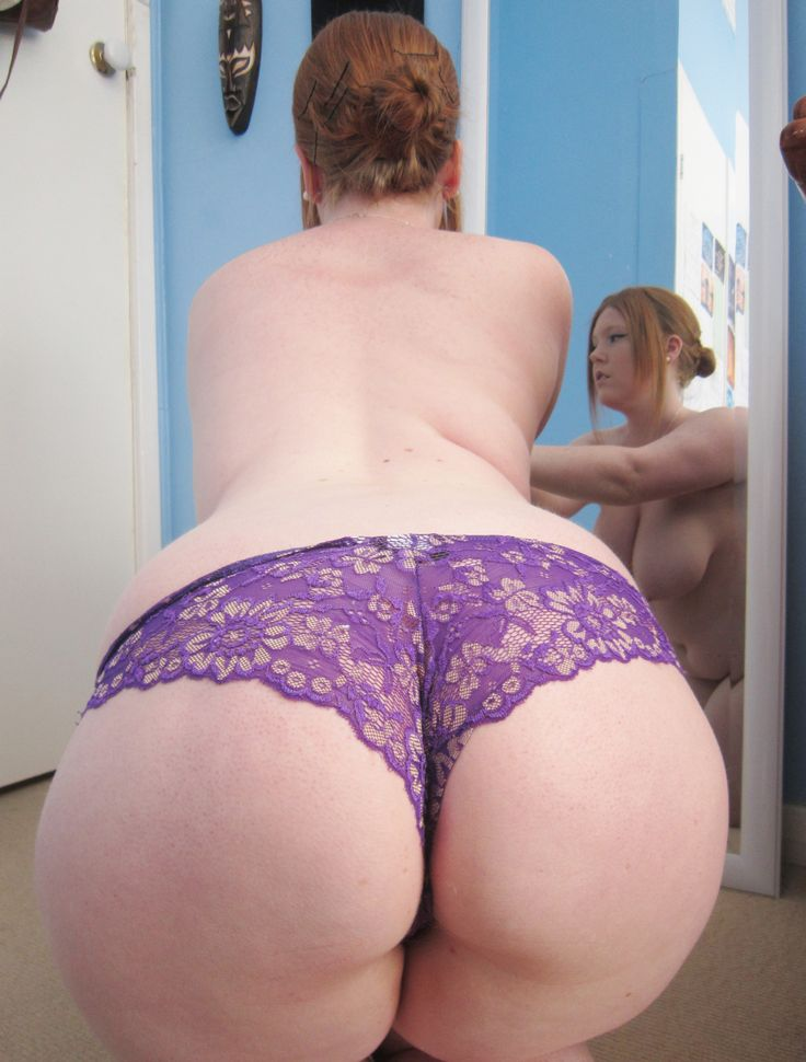 Big White Ass Brunette Pov