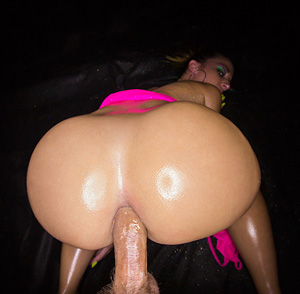 Wet Butt Fucked 10