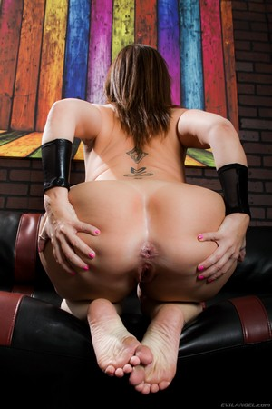 Latex Butt Slut Hardcore Ass Fucking