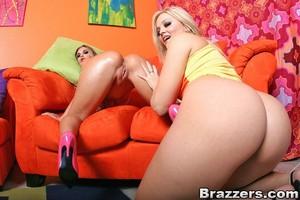 Best Big Booty Lesbian Ass Shaking